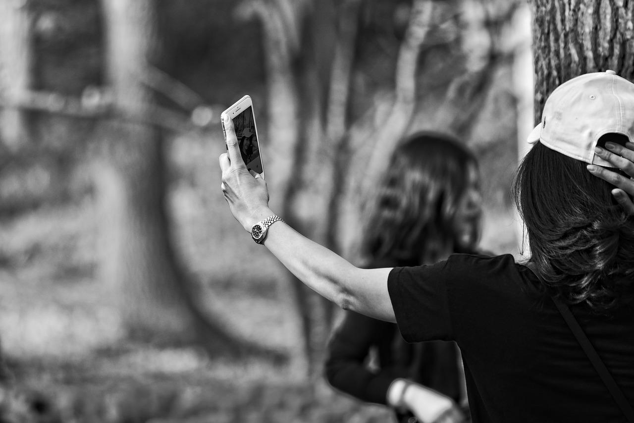 del selfie a la cirugia estetica